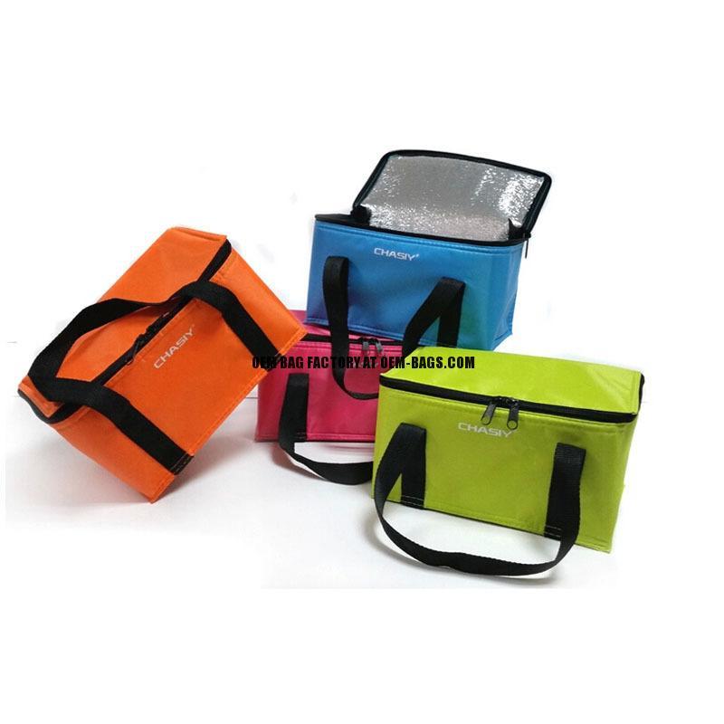 2014-New-Design-Tinfoil-Ice-Bag-Thermal-Lunch-Bolsa-Termica-Cooler-Bag-Multi-Colors